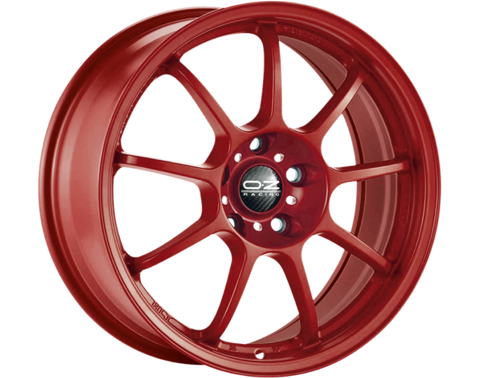 OZ RACING Alleggerita HLT MR hliníkové disky 7x17 4x100 ET30 RED