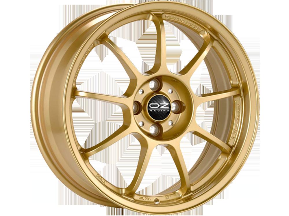 OZ RACING Alleggerita HLT RG hliníkové disky 8x17 5x112 ET35 RACE GOLD