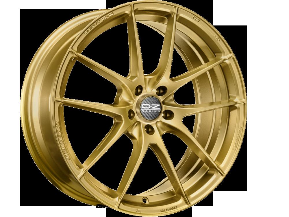 OZ RACING Leggera HLT RG hliníkové disky 8x18 5x100 ET35 RACE GOLD