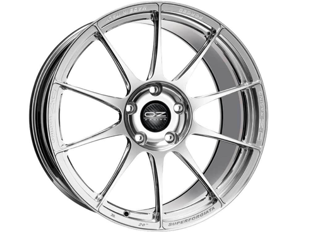 OZ RACING Superforgiata CP hliníkové disky 10x20 5x114,30 ET38 CERAMIC POLISHED