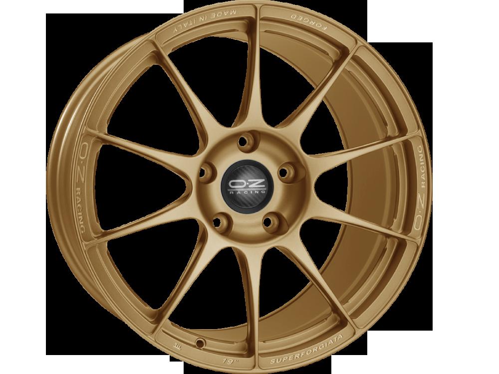 OZ RACING Superforgiata RG hliníkové disky 8,5x19 5x130 ET49 RACE GOLD