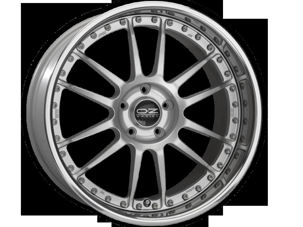 OZ RACING Superleggera III hliníkové disky 9,5x19 5x120 ET21 OZ RACE SILVER