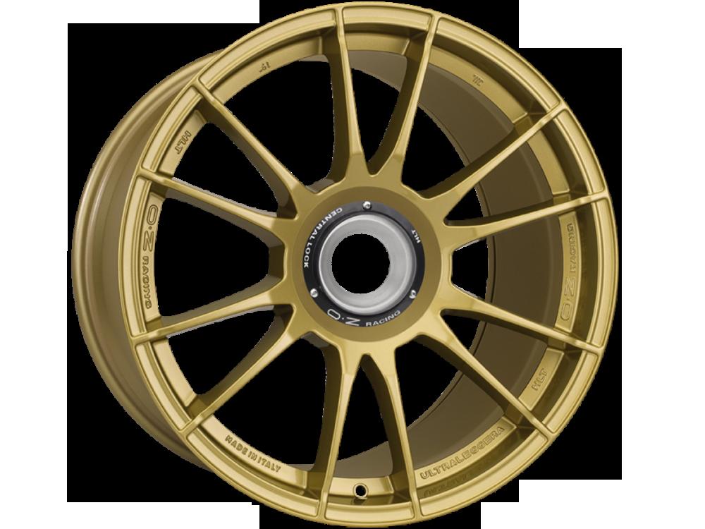 OZ RACING Ultraleggera HLT CL RG hliníkové disky 12x19 15x130 ET48 RACE GOLD