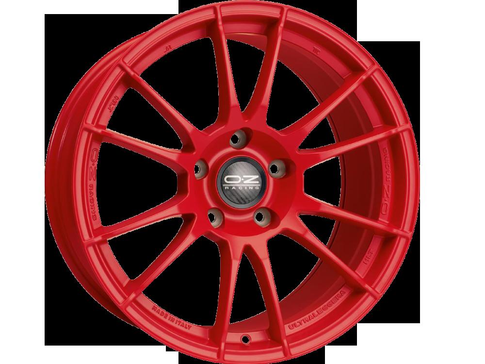 OZ RACING Ultraleggera HLT MR hliníkové disky 9,5x19 5x112 ET40 RED