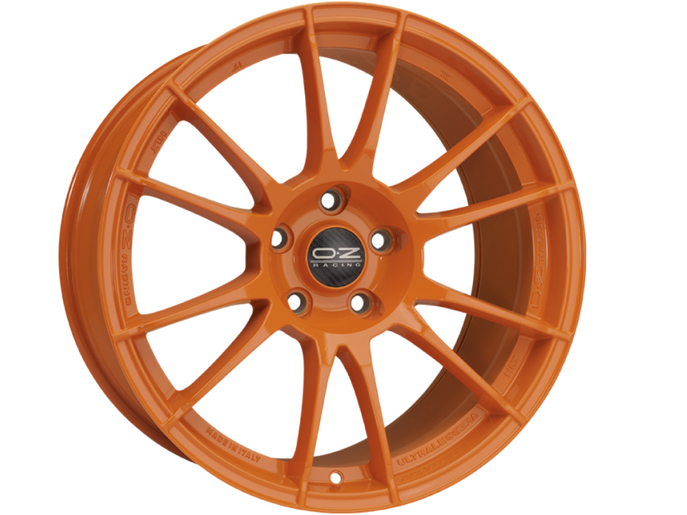 OZ RACING Ultraleggera HLT OR hliníkové disky 8,5x19 5x110 ET40 ORANGE