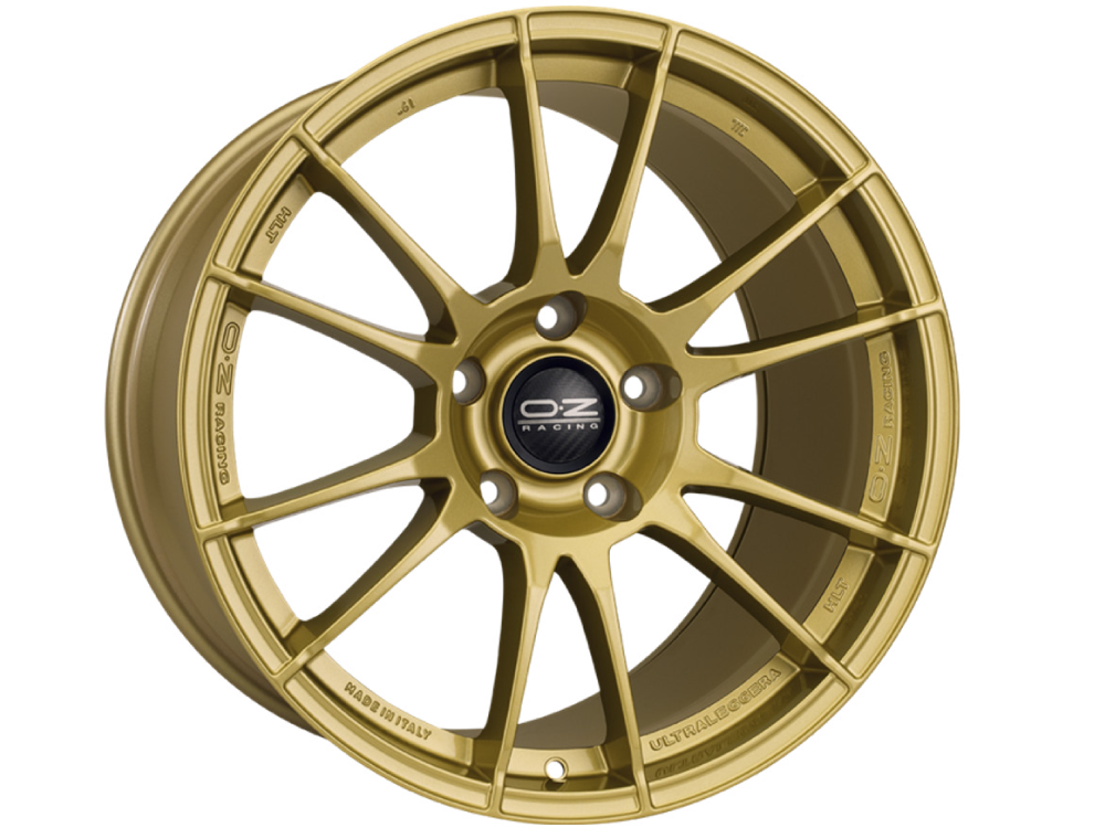 OZ RACING Ultraleggera HLT RG hliníkové disky 8,5x19 5x108 ET27 RACE GOLD